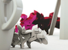 CAN2 graffiti sculpture 3d printed graffiti sculpture CAN2 detail