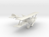 Hanriot HD.3 3d printed 1:144 Hanriot HD.3 in WSF