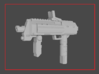 """""""AP7"""" Transformers Weapon (5mm post) 3d printed"""