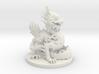 Imperial dragon 3d printed