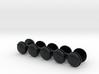 CNW Gong Bells (N) 3d printed