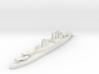 HMS HOOD 3d printed