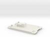 1/300 Siebel Ferry 40 Transport small deckhouse 3d printed