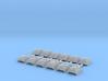 Shoulder Pads Delta 1 3d printed