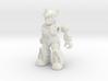Scholarly Sparkle (Plastic) Battle Beast 3d printed