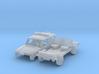Range Rover Rijkspolitie (British N 1:148) 3d printed