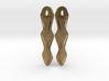 Arrow Earrings 3d printed