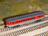 CNSM 741 - 776 Silverliner series coach 3d printed Painted model