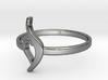 Neda Symbol Ring - US Size 6.5 3d printed