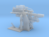 1/48 USN 5 inch Loading Machine Port 3d printed