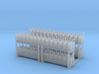 NYC - Battery Rack - HO (2X) 3d printed