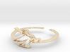 Bird Ring Design Ring Size 7 3d printed