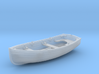 1/72 Scale Allied 10ft Dinghy 3d printed 1/72 Scale Allied 10ft Dinghy