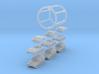 Paladin and Ammunition Supply Vehicle 1/350 3d printed