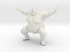 Japanese Sumo 004 3d printed