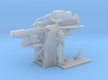 1/72 USN 5 inch Loading Machine Starboard 3d printed