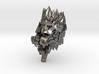 Quetzalcoatl Ring hollow 3d printed