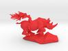 Rhino Rider 75mm 3d printed