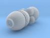 Star Destroyer Upgrade Set No. 1 - 1:2700 3d printed
