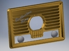 """Radiation King Logo For Fallout 4 Radio 3d printed Does not include radio face, just the words """"Radiation King"""""""