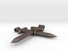 Swords Crossing 3d printed