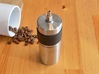 Coffee Grinder Bit For Drill Driver CDP-RE 3d printed With Porlex Mini Stainless Steel Coffee Grinder