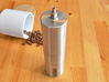 Coffee Grinder Bit For Drill Driver CDP-RE 3d printed With Stainless Steel Coffee Grinders With Pentagon S