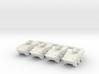 1/144 VBTP-MR Guarani (30mm) (x4) 3d printed