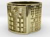 BABA OBARA MEYI Ring Size 11-13 3d printed