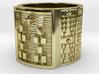 BABA OSHE MEYI Ring Size 11-13 3d printed