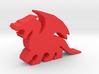Game Piece, Dragon, Roaring 3d printed