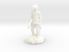 Kobold Archer, Standing Relaxed With Shortbow 3d printed