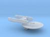Terran Hadeon Class Heavy Destroyer - 1:7000 3d printed