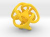 Interlocking Ball based on Tetrahedron 3d printed