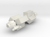 BSG Colonial Movers Frighter 3d printed