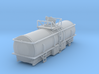 Water Car MOW Z Scale 3d printed MOW Water Tank Car Z scale