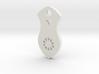 2in Sandal w/ Design 3d printed