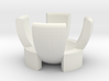 Egg Cup 3D Model Design 3d printed