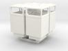 1/35 Trash Can set #1 MSP35-036 3d printed
