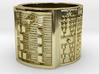 OGBEWEÑE Ring Size 11-13 3d printed
