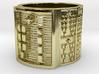 OGBEKANA Ring Size 11-13 3d printed