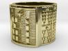 OGBEKA Ring Size 11-13 3d printed