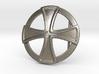 Templar Cross Belt Buckle 3d printed