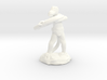 Kobold Archer With Shortbow Shooting High 3d printed