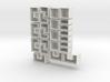 Kirks Buildings 3d printed