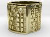 OYEKUNPAKIOSHE Ring Size 11-13 3d printed