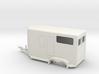 1031 Horse trailer HO 3d printed
