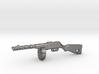 Russian Sub-machine Gun PPSh-41 3d printed