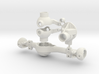 Hilux Front Axle Top Leaf Attacment 3d printed
