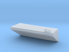 1:350 Scale USS George Washington Fantail 3d printed
